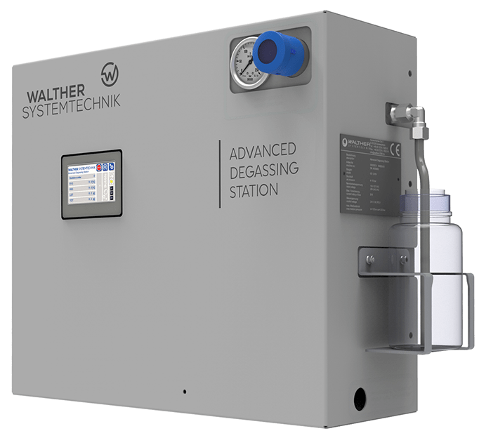 Walther Advanced Degassing Station