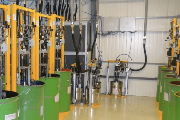Betz UV - Pumps for Dosing Systems BMS